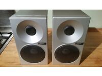 Technics SB-F3 Linear Phase Bookshelf Speakers.