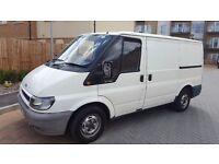 FORD TRANSIT 2.0TDI , 260 SWB Panel Van ,1998cc , model 2005 , FULL SERVICE HISTORY , NO VAT