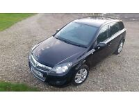 Vauxhall Astra 2007 5 Door 1.6 sxi petrol low miles long MOT 3 Months Warranty