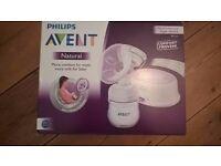 Philips Avent Comfort Single Electric Breast Pump - Brand New sealed
