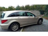 Mercedes R Class, 6 seater, new tyres, recent full service !!!