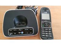 Cordless phone and answer machine