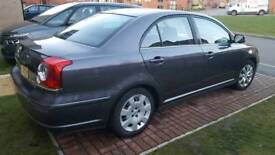 Selling or px toyota avensis 2.0