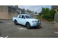 Mitsubishi l200 pick up with 12 months mot