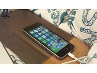 iPhone 5s - Unlocked - Space grey - Like new