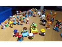 40+ People and Animal figures