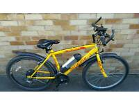 Electric mountain bike adult mens