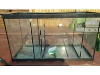Marine aquarium sump fish tank filter