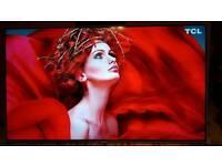 """65"""" HISENSE UHD 3D SMART SLIM TV EXCELLENT CONDITION"""