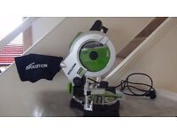 Evolution FURY3-B 210mm TCT Multipurpose Mitre Saw/as new