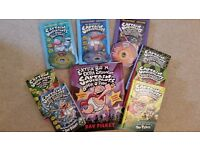 For Boys Who Hate to Read(?) - CAPTAIN UNDERPANTS (& other book bundles)
