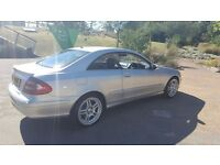 *** Mercedes CLK270 CDI Avantgarde 2 Door Coupe ***