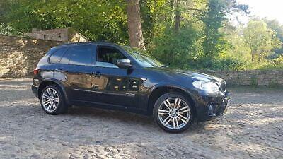 2012 BMW X5 3.0 30d M Sport Xdrive