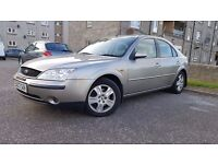 FORD MONDEO 2003 2.0TDCI CHIA AUTOMATIC
