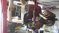 1947 to 1954 Chevy gmc pick up parts