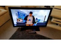"SAMSUNG 42"" TV 3 HDMI USB FREEVIEW GREAT CONDITION **CAN DELIVER**"