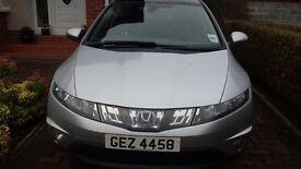 Honda Civic 2.2 I-CTDi ES 5 Door