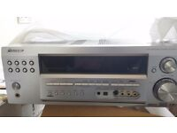 Pioneer VSX-D814-s AV receiver - 6.1 channel