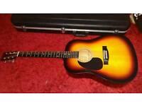 Left handed guitars