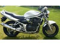 Suzuki bandit 1200 2003 12 months mot