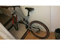 mountain bike for parts/hope/rockshox/lx/xt