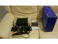 playstation2 with 10games.