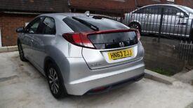 Honda civic 1.6 l-dtec se plus