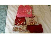 Large girls clothes bundle 12-18 months £35 ONO