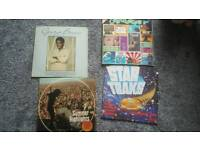 Mixed records