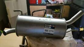 Brand new never used Corsa exhaust