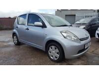 DAIHATSU 1.3 S SIRION 5 DOOR 2007 / 1 OWNER / SERVICE HISTORY / 12 MONTH MOT / GOOD CONDITION /