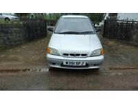 Subaru justy 4x4 awd