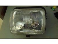 BMW K75s 1990 headlight