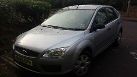 2005 ford focas with mot