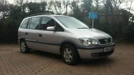 Vauxhall zafira elegantce