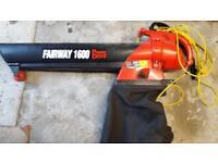 Fairway devil power leaf blower
