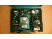 Makita brushless limited edition metallic kit