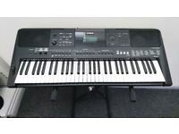 Yamaha PSR-E453 PORTABLE Keyboard with Power Supply, Stand & Box