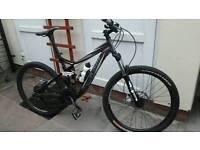 Specialised full suspension mountain bike