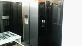 American style fridge freezers newnever used offer sale £309