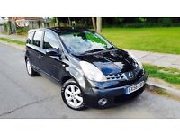 2006 NISSAN NOTE 1.6 AUTOMATIC 5dr
