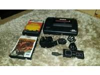 Sega Master System 2 with 2 Games