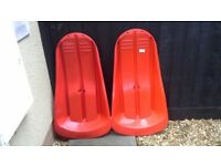 2 Sledges for sale