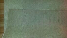 Good quality beige rug