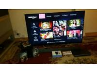 LG 55LM760T SMART TV WITH SONY SOUND BAR