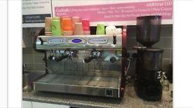Wega Commercial Espresso & Grinder Machines