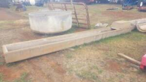 WATER TROUGH 16' LONG Cudal Cabonne Area Preview