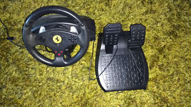 Thrustmaster Ferrari GT Experience Racing Wheel 3-in-1 (PC/PS3)