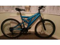 Adult Full Suspension Mountain Bike in Good Condition