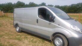 2011 Vauxhall Vivaro 2.0 lwb no vat